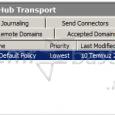 Şirket ortamında Exchange Server 2007 kullanıcılarımıza yeni bir adres eklemek veya varolan mail adresinde değişiklik yapmak istediğimizde eğer Exchange Server kullanıcılarımız az ise adres değişikliklerini manuel olarak kendimiz gerçekleştirebiliriz. Bunun […]