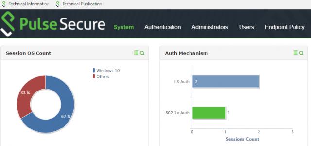 Pulse Policy Secure' ün üzerinde gelen Steel Belted Radius ile L2 authentication işlemlerini kolayca yapabiliyoruz. Piyasadaki en bilindik security/network markalarının radius dictionary leri ön tanımlı olarak bulunmakta. Kendimiz de manuel […]
