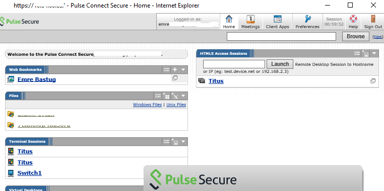 Pulse Secure - SaasPass SAML Integration 17