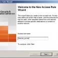 Microsoft' un ilk olarak 2000 yılında piyasa sürdüğü network güvenlik ürünü olan ISA SERVER sadece firewall olarak değil aynı zamanda Proxy Server olarak da kullanılabiliyor. İnternet Sayfalarını CACHE ederek şirket […]